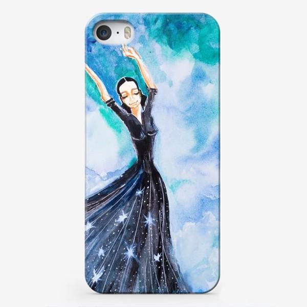 Чехол iPhone «На седьмом небе»