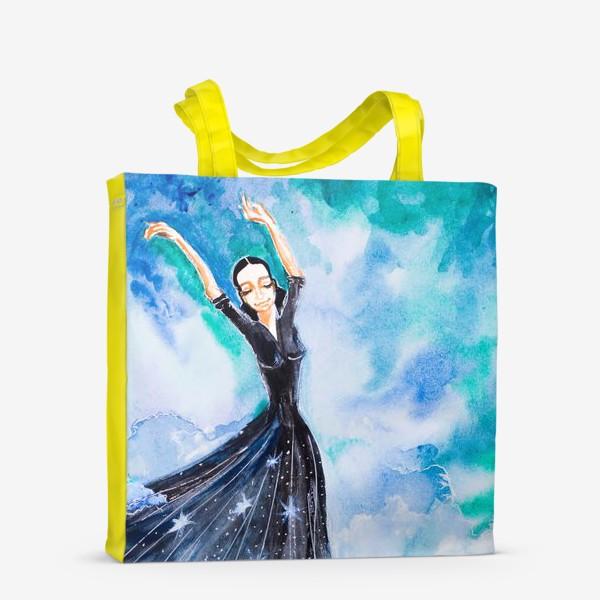 Сумка-шоппер «На седьмом небе»