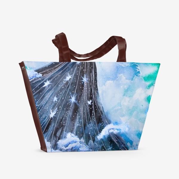 Пляжная сумка «На седьмом небе»