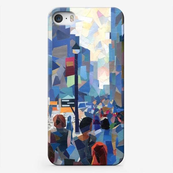 Чехол iPhone «Город»