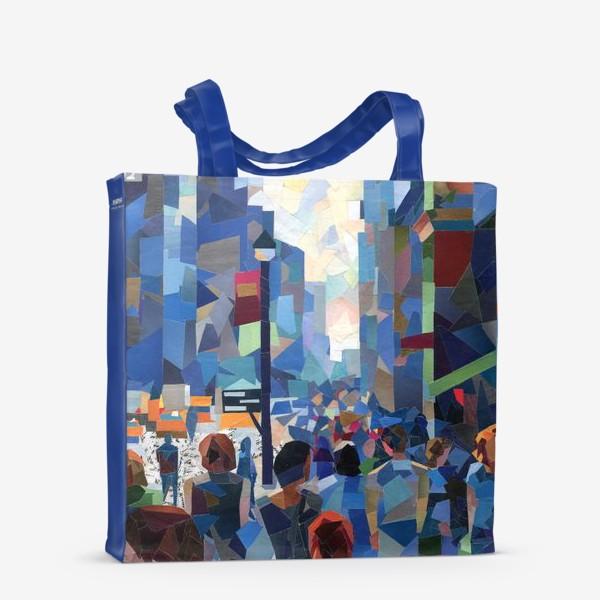 Сумка-шоппер «Город»
