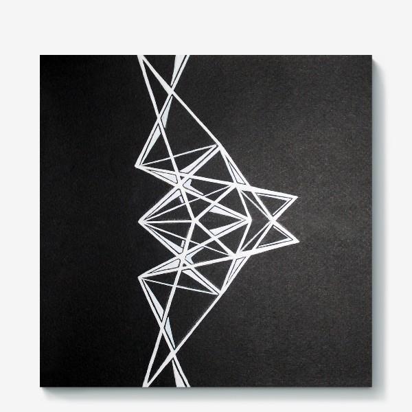 Холст «Геометрия»