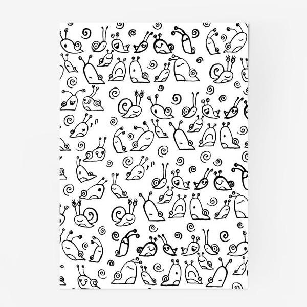 Постер «Snails»