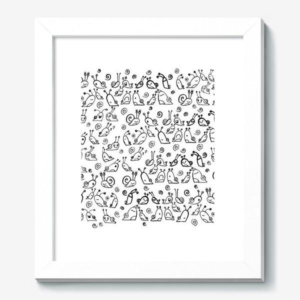 Картина «Snails»
