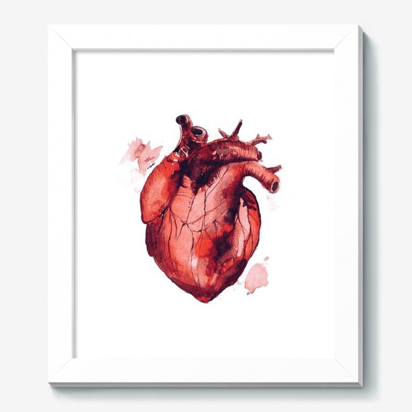 Картина «Сердце»