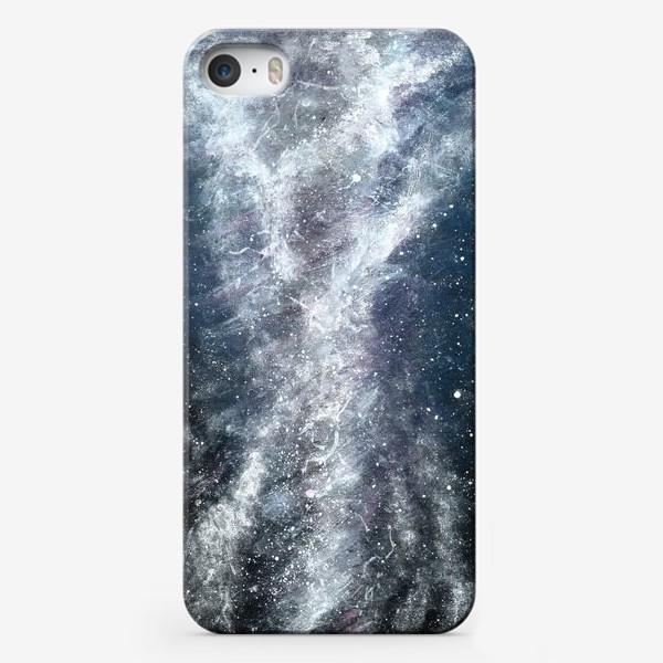 Чехол iPhone «Космос туманность звезды»