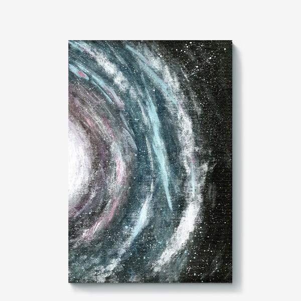 Холст «Космос туманность»
