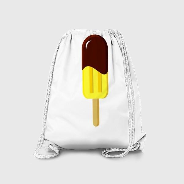Рюкзак «Лимонное мороженое»