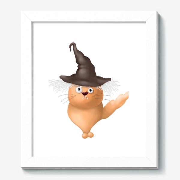 Картина «Кот в шляпе»