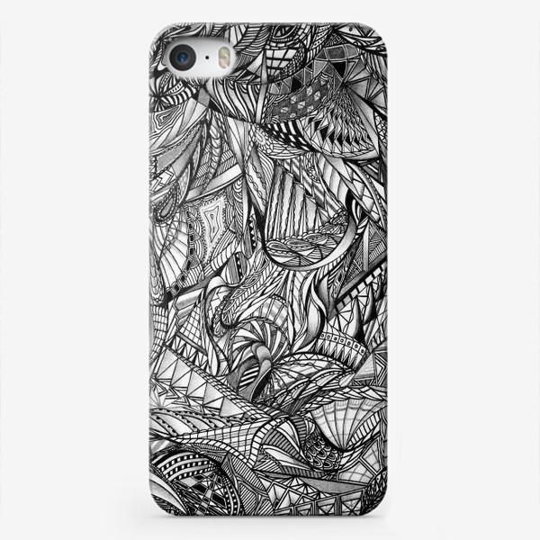 Чехол iPhone «Ацтек»