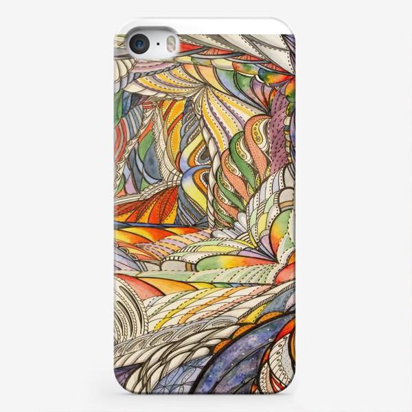 Чехол iPhone «Тропик»
