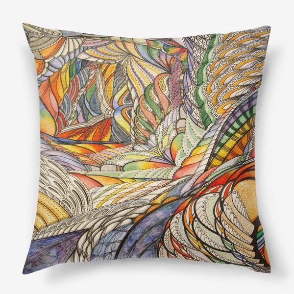 Подушка «Тропик»