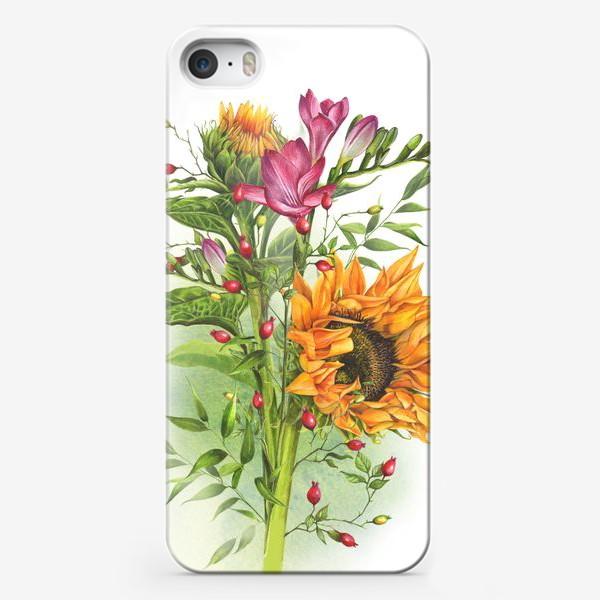 Чехол iPhone «Краски лета»