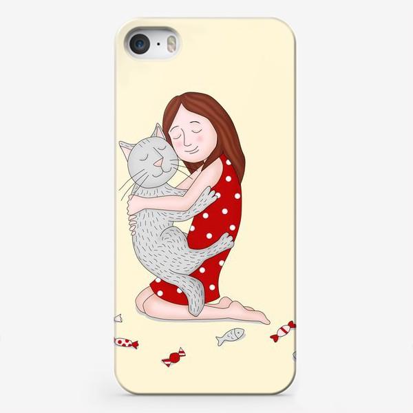 Чехол iPhone «Лучший друг»