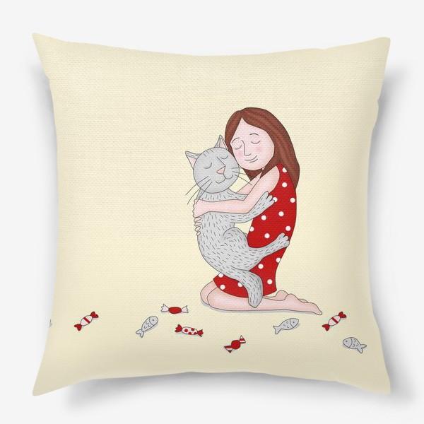 Подушка «Лучший друг»