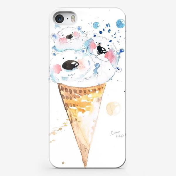 Чехол iPhone «Вкусные мишки»