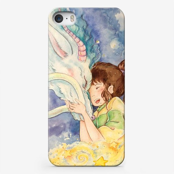 Чехол iPhone «Spirited away»