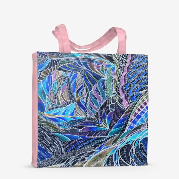 Сумка-шоппер «Подводные тропики»
