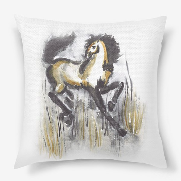 Подушка «лошадь»