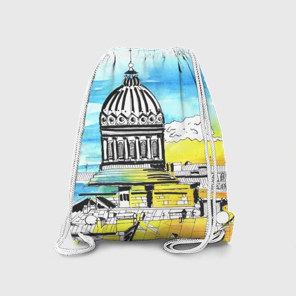 Рюкзак «Лето в Питере. Солнечный Петербург»