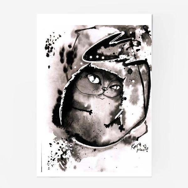 Постер «Кот - Бегемот»