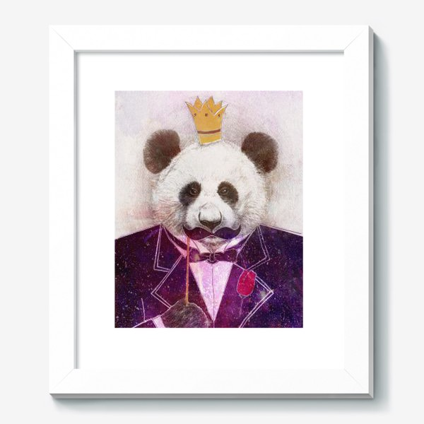 Картина «Панда - царь зверей!»