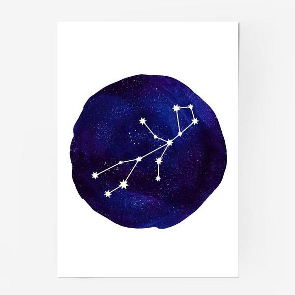 Постер «Космос. Дева»