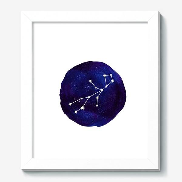 Картина «Космос. Дева»