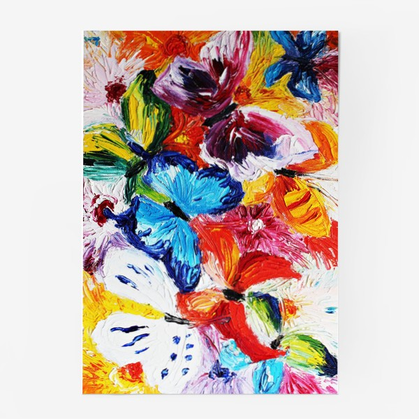 Постер «Бабочки»