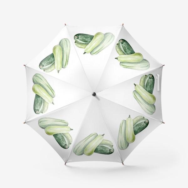 Зонт «Цуккини... Кабачок по-нашему!!!!»