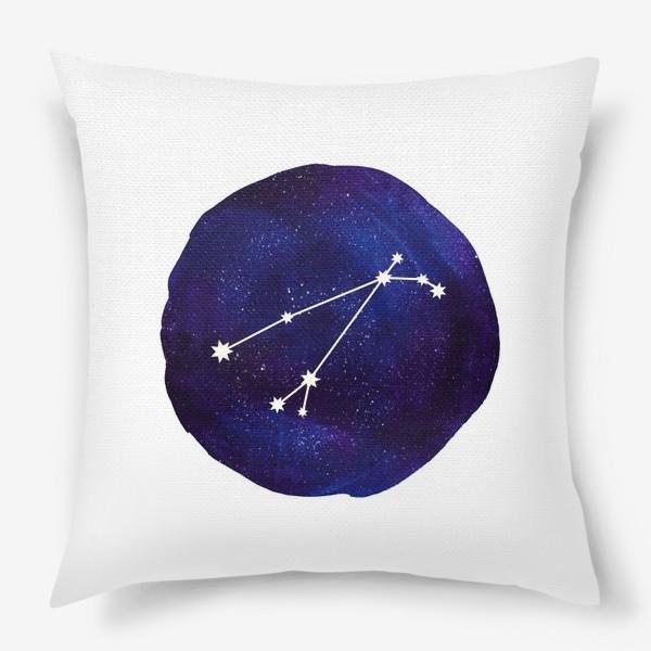 Подушка «Космос. Овен»