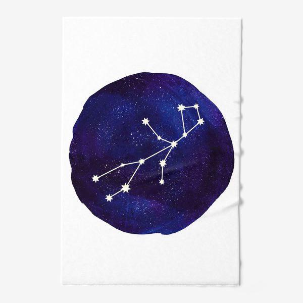 Полотенце «Космос. Дева»