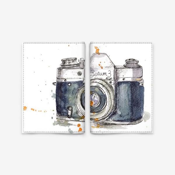 Обложка для паспорта «Зенит-3»