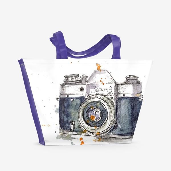 Пляжная сумка «Зенит-3»
