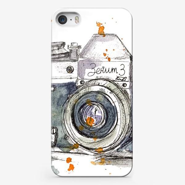 Чехол iPhone «Зенит-3»