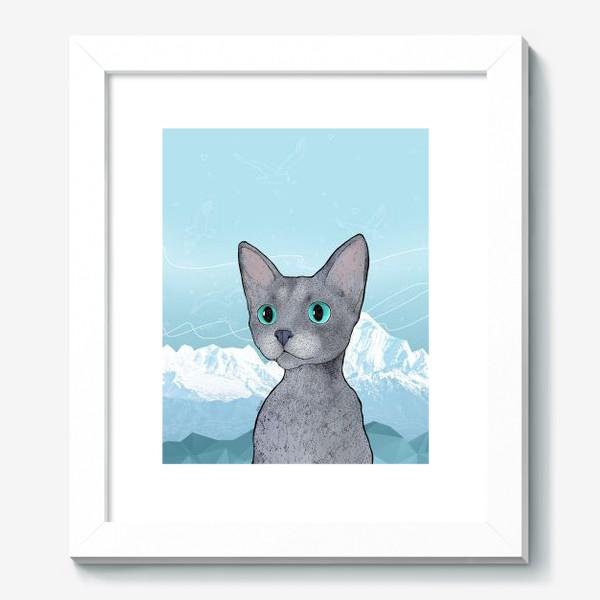 Картина «Кот Клаус»