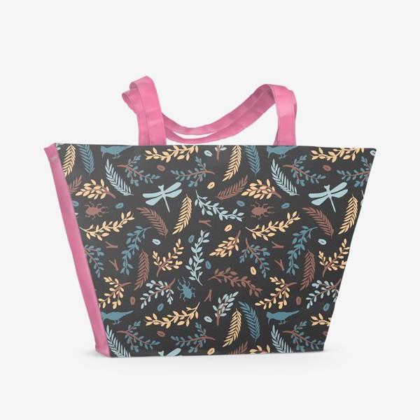 Пляжная сумка «Nature way»