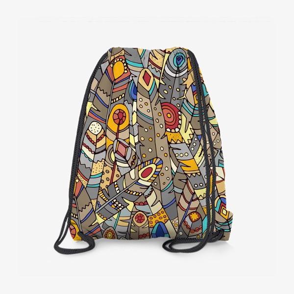 Рюкзак «Индейское лето»