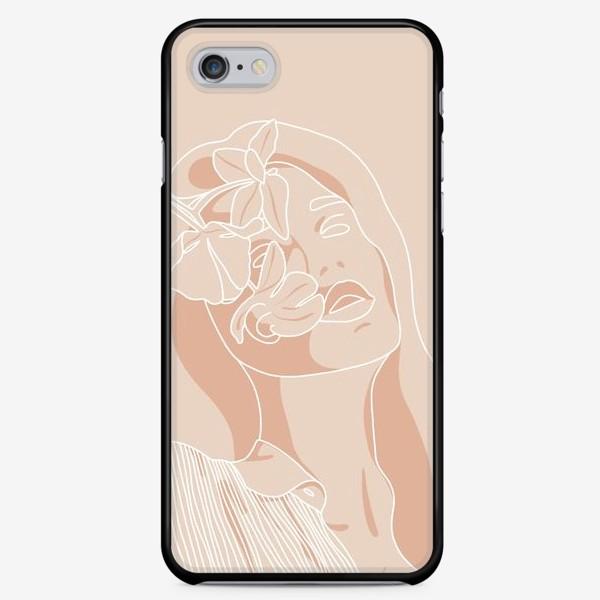 Чехол iPhone «Силуэт»