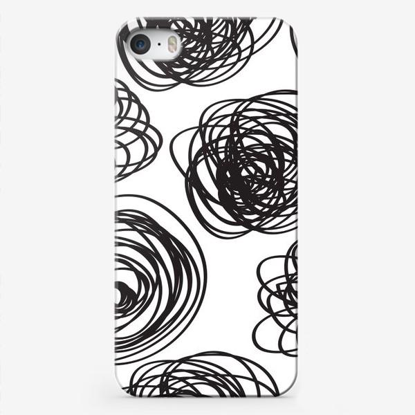 Чехол iPhone «Дудлы»