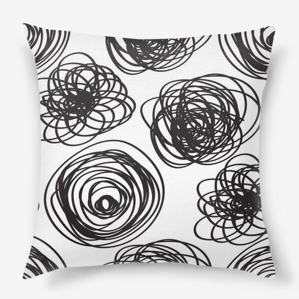 Подушка «Дудлы»