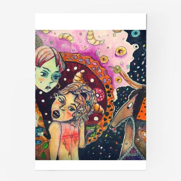 Постер «Французские конфетти»