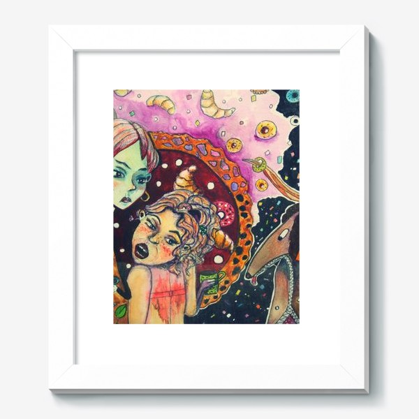 Картина «Французские конфетти»