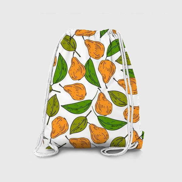 Рюкзак «жёлтые груши»