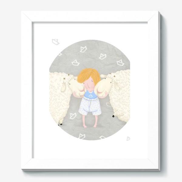 Картина «оленька и бяши»