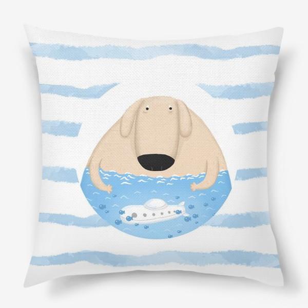Подушка «субмарина»