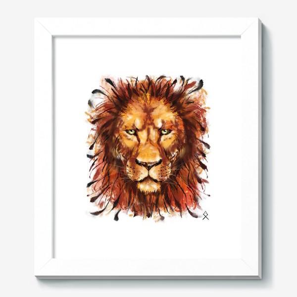 Картина «Лев »