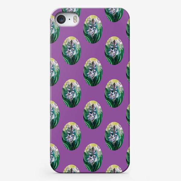 Чехол iPhone «Хоста-2»