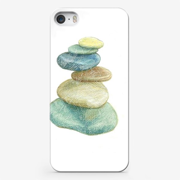 Чехол iPhone «Пирамидка»