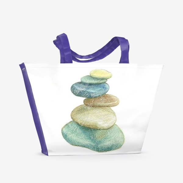 Пляжная сумка «Пирамидка»